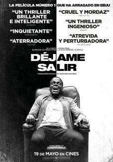 Get-out-Déjame-salir-Cartel