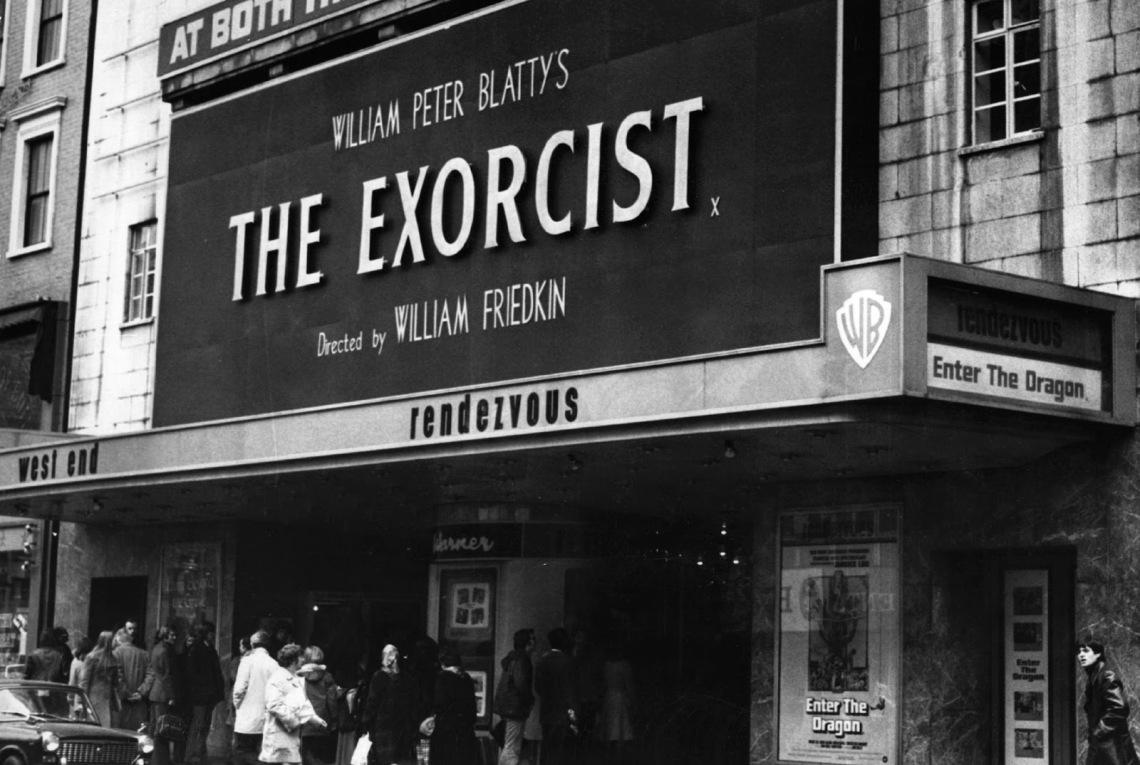 The Exorcist (1973, Rendevous Jewelbox Theatre)