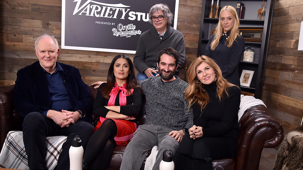 Variety Studio at Sundance Presented by Orville Redenbacher's, Day 4, Park City, Utah, USA - 23 Jan 2017