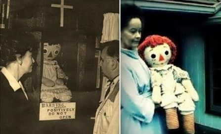 real-annabelle