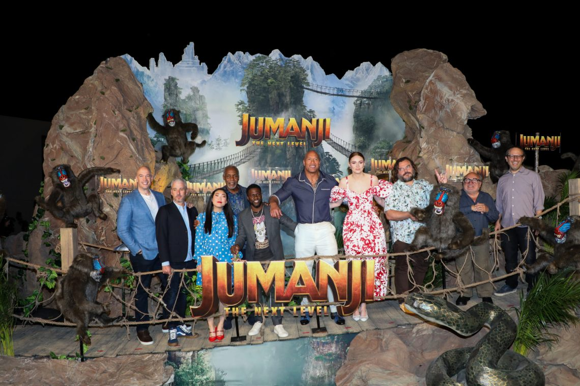 Jumanji: The Nex Level - Los Cabos Photo Call